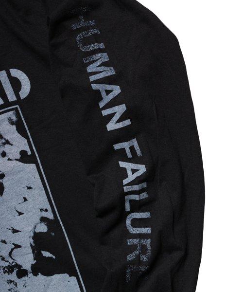 Official Artist Goods / バンドTなど  DROPDEAD / ドロップデッド:ETERNAL WAR LONGSLEEVE SHIRT (BLACK)商品画像6