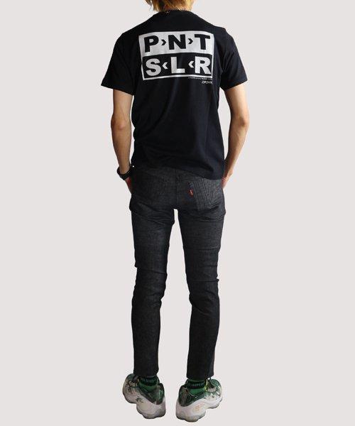 "RALEIGH / ラリー(RED MOTEL / レッドモーテル) | ""龍動黒騎"" Reverse Weave BLACK SLIM (LDN1977) with ""英吉利旗"" UNION… 商品画像19"