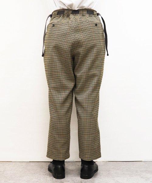 SAYATOMO / サヤトモ | HAKAMA NODOKA PANTS (BEIGE) 商品画像9