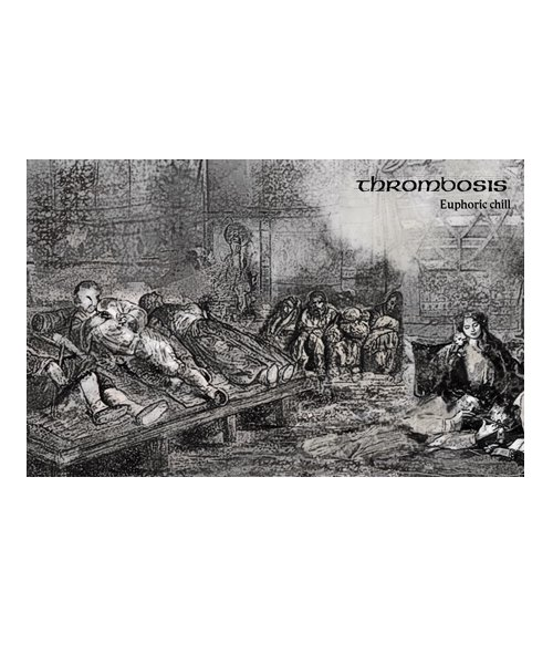 CD / DVD   THROMBOSIS / スロンボーシス:EUPHORIC CHILL (日本盤TAPE) 商品画像