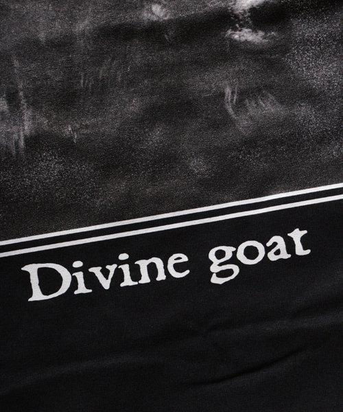 Official Artist Goods / バンドTなど  THROMBOSIS / スロンボーシス:DIVINE GOAT T-SHIRT (BLACK) 商品画像7