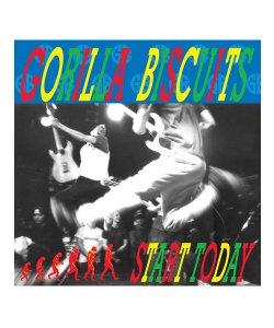 CD / DVD / GORILLA BISCUITS / ゴリラ ビスケッツ:START TODAY (輸入盤CD)
