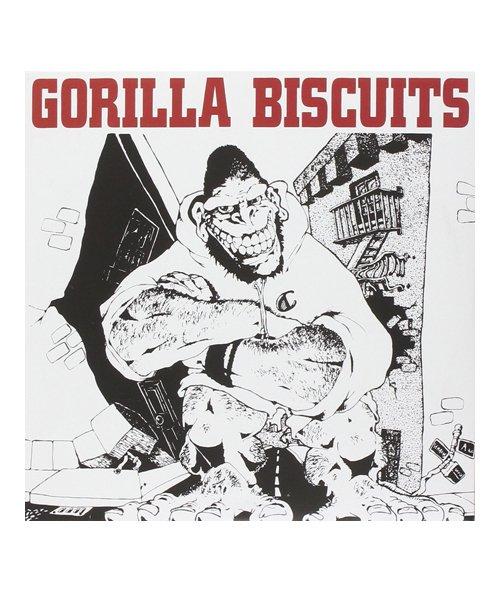 CD / DVD   GORILLA BISCUITS / ゴリラ ビスケッツ:GORILLA BISCUITS (輸入盤CD) 商品画像