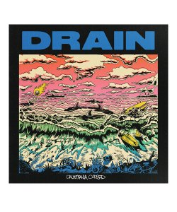 CD / DVD / DRAIN / ドレイン  CALIFORNIA CURSED (輸入盤CD)