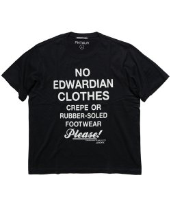 "P.SLIDER / パーマネント スライダー (REDMOTEL / レッドモーテル)<br>【 ""No Edwardian Clothes Crepe or Rubb… (BLACK) 】"