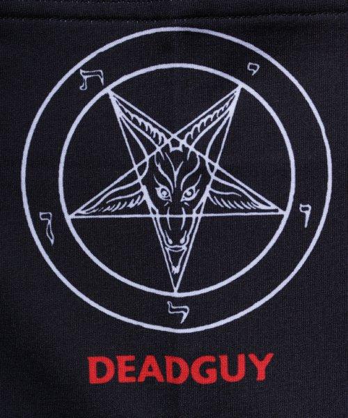 Official Artist Goods / バンドTなど |DEADGUY / デッドガイ:PENTAGRAM FACE MASK / NECK GAITER / HEAD BAND 商品画像2