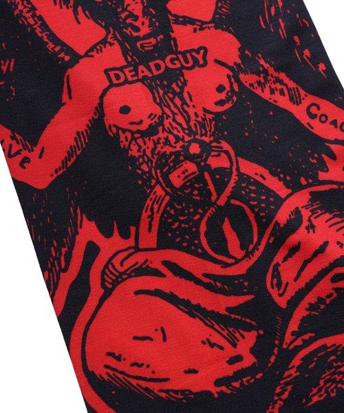Official Artist Goods / バンドTなど |DEADGUY / デッドガイ:BAPHOMET FACE MASK / NECK GAITER / HEAD BAND 商品画像3