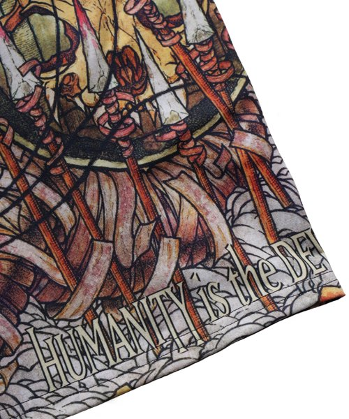 Official Artist Goods / バンドTなど |INTEGRITY / インテグリティー:HUMANITY IS THE DEVIL FACE MASK / NECK GAITER / HEAD BAND 商品画像4