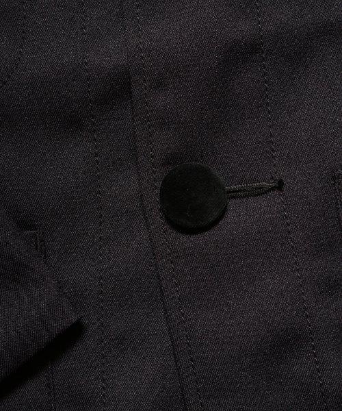 "RALEIGH / ラリー(RED MOTEL / レッドモーテル)   ""DESPERATELY SEEKING SUSAN"" TEDDY BOY JACKET & TROUSERS (BK) 商品画像16"