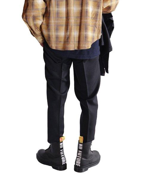 "RALEIGH / ラリー(RED MOTEL / レッドモーテル)   ""DESPERATELY SEEKING SUSAN"" TEDDY BOY JACKET & TROUSERS (BK) 商品画像30"