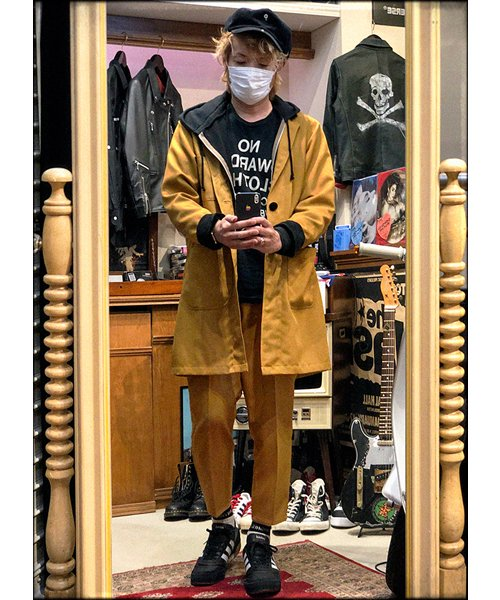 "RALEIGH / ラリー(RED MOTEL / レッドモーテル)   ""DESPERATELY SEEKING SUSAN"" TEDDY BOY JACKET & TROUSERS (CM) 商品画像7"