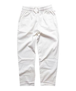 COOKMAN / クックマン /  CHEF'S FRYPANTS (WHITE)