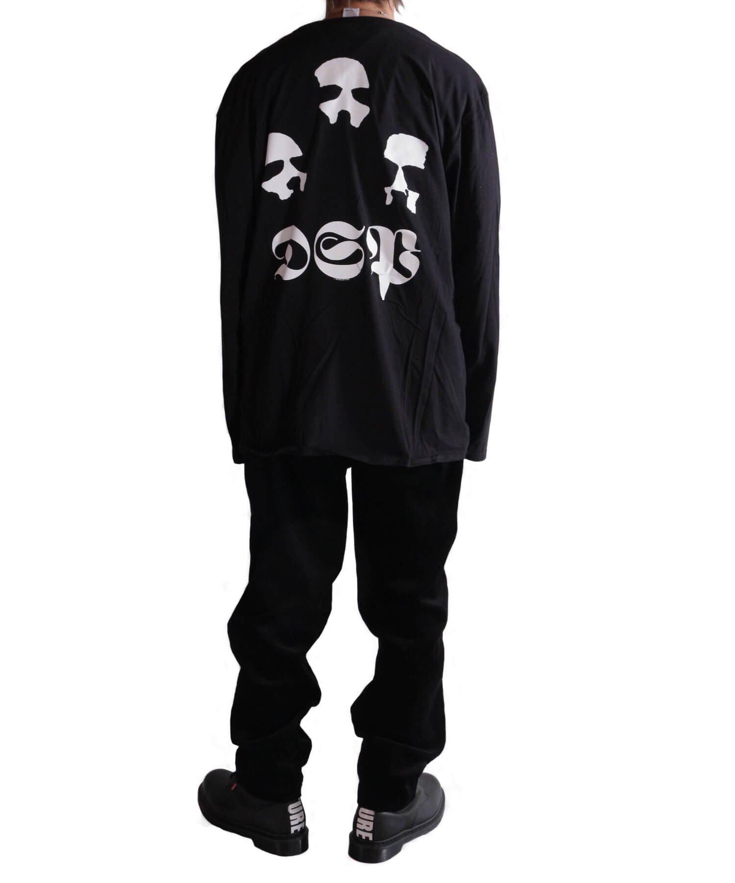 Official Artist Goods / バンドTなど |MAYHEM / メイヘム:DE MYSTERIIS DOM SATHANAS LONG SLEEVE SHIRT (BLACK) 商品画像12
