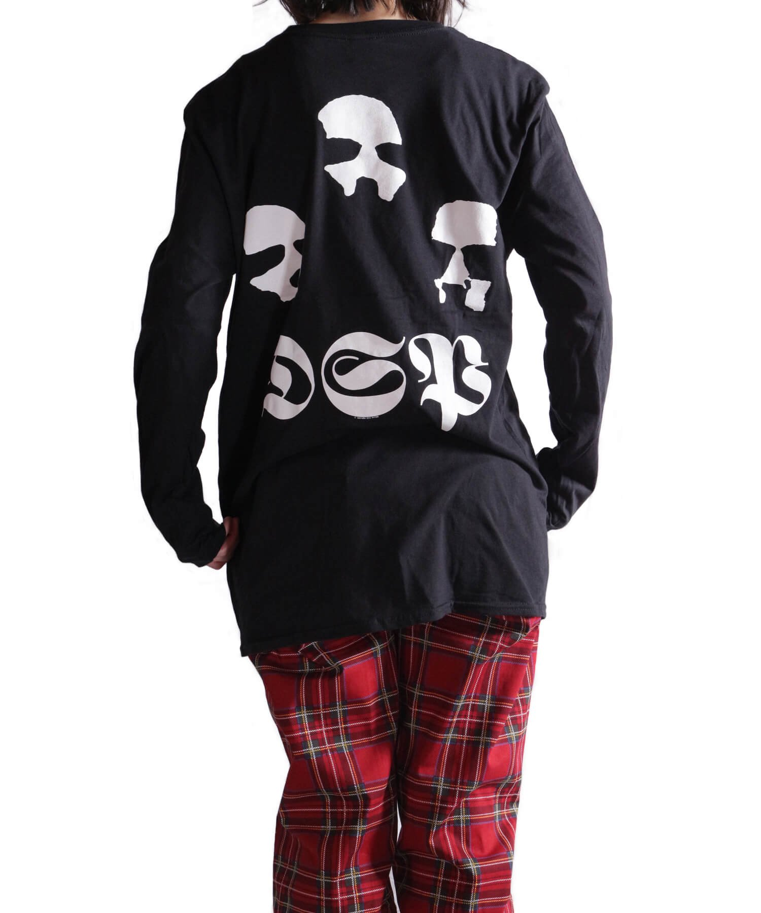 Official Artist Goods / バンドTなど |MAYHEM / メイヘム:DE MYSTERIIS DOM SATHANAS LONG SLEEVE SHIRT (BLACK) 商品画像20
