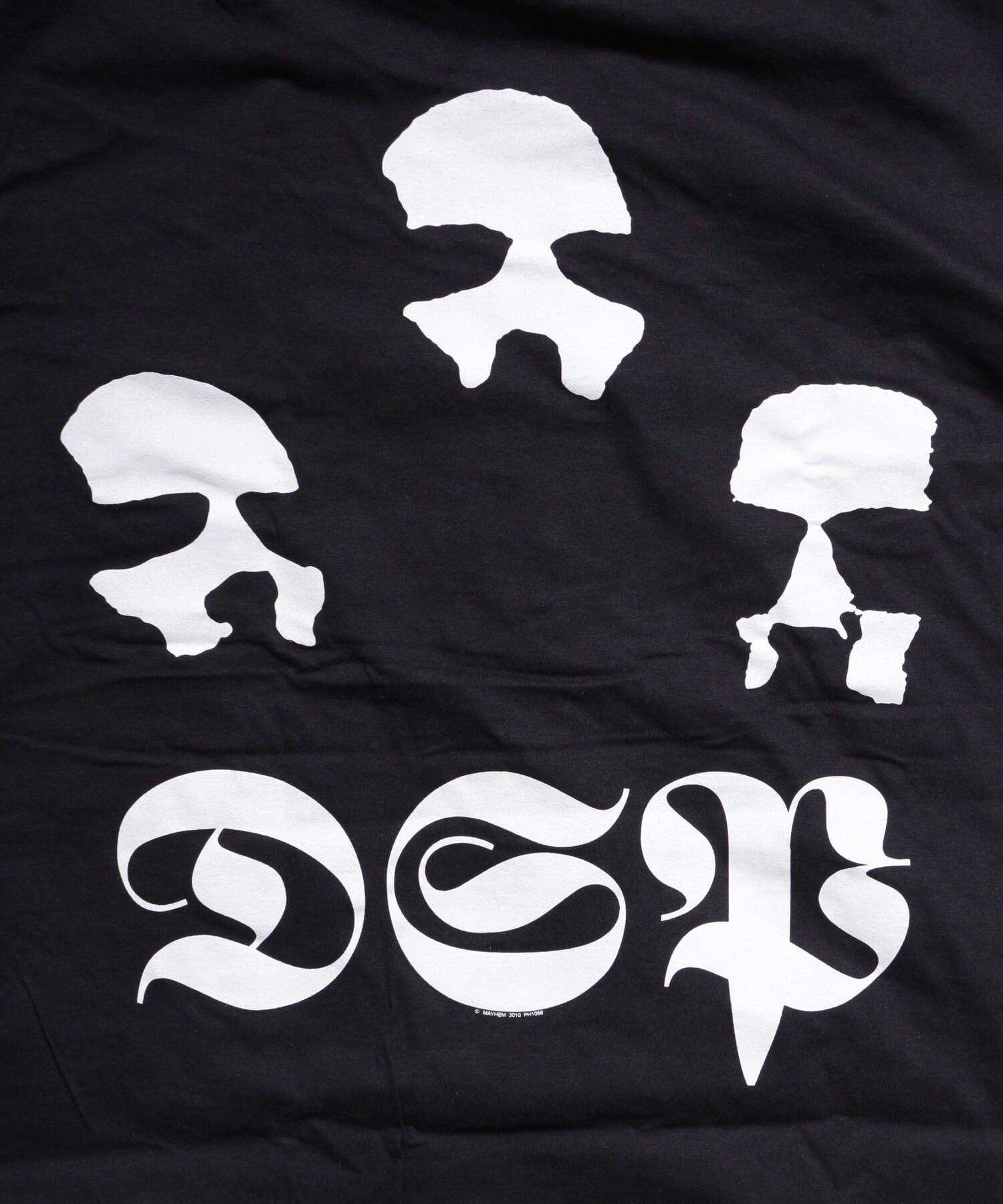 Official Artist Goods / バンドTなど |MAYHEM / メイヘム:DE MYSTERIIS DOM SATHANAS LONG SLEEVE SHIRT (BLACK) 商品画像4