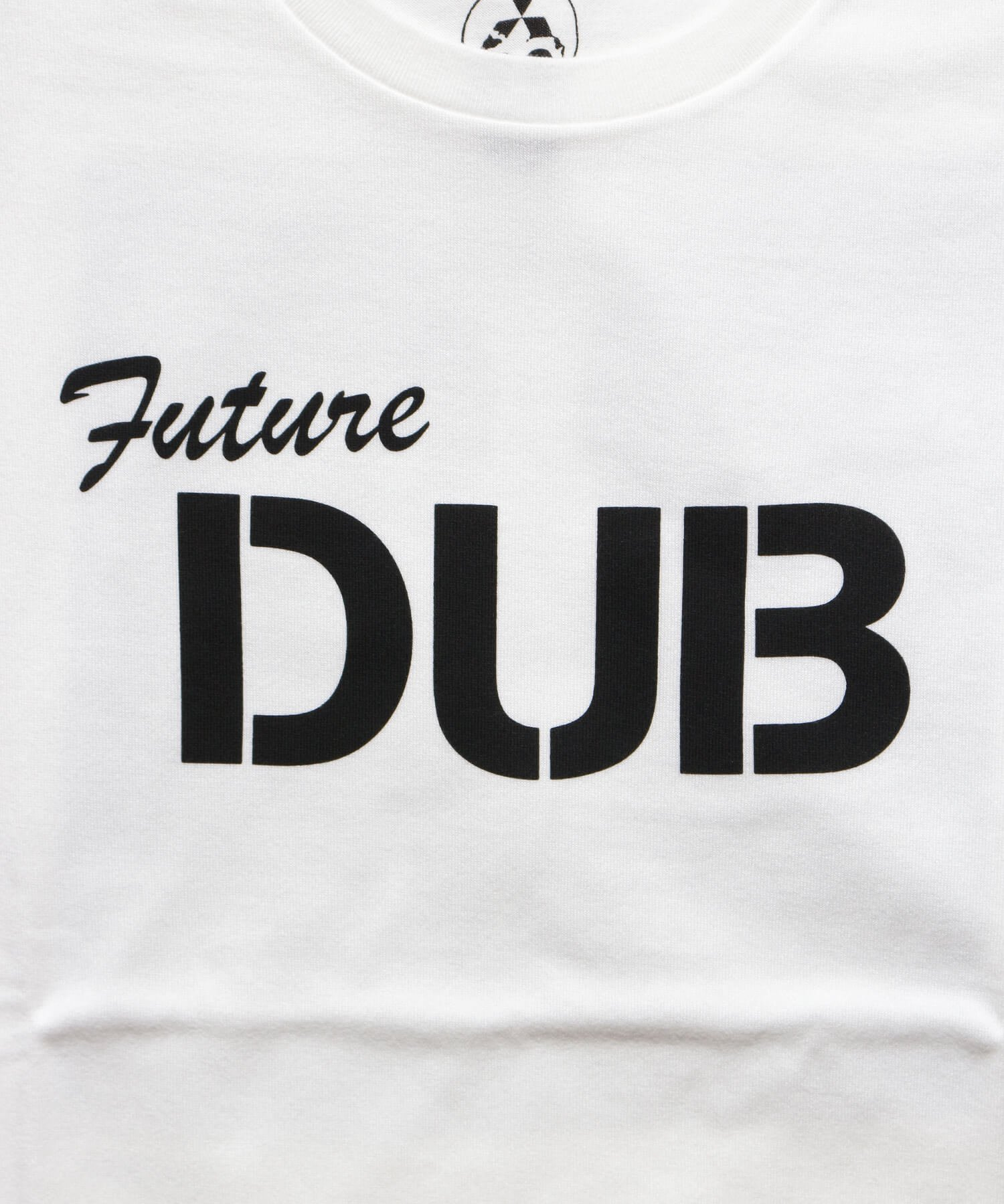 """RALEIGH / ラリー(RED MOTEL / レッドモーテル)   RALEIGH SOUND SYSTEM """"DUB OUR FUTURE"""" D.I.Y. T-SHIRTS (WH) 商品画像4"""