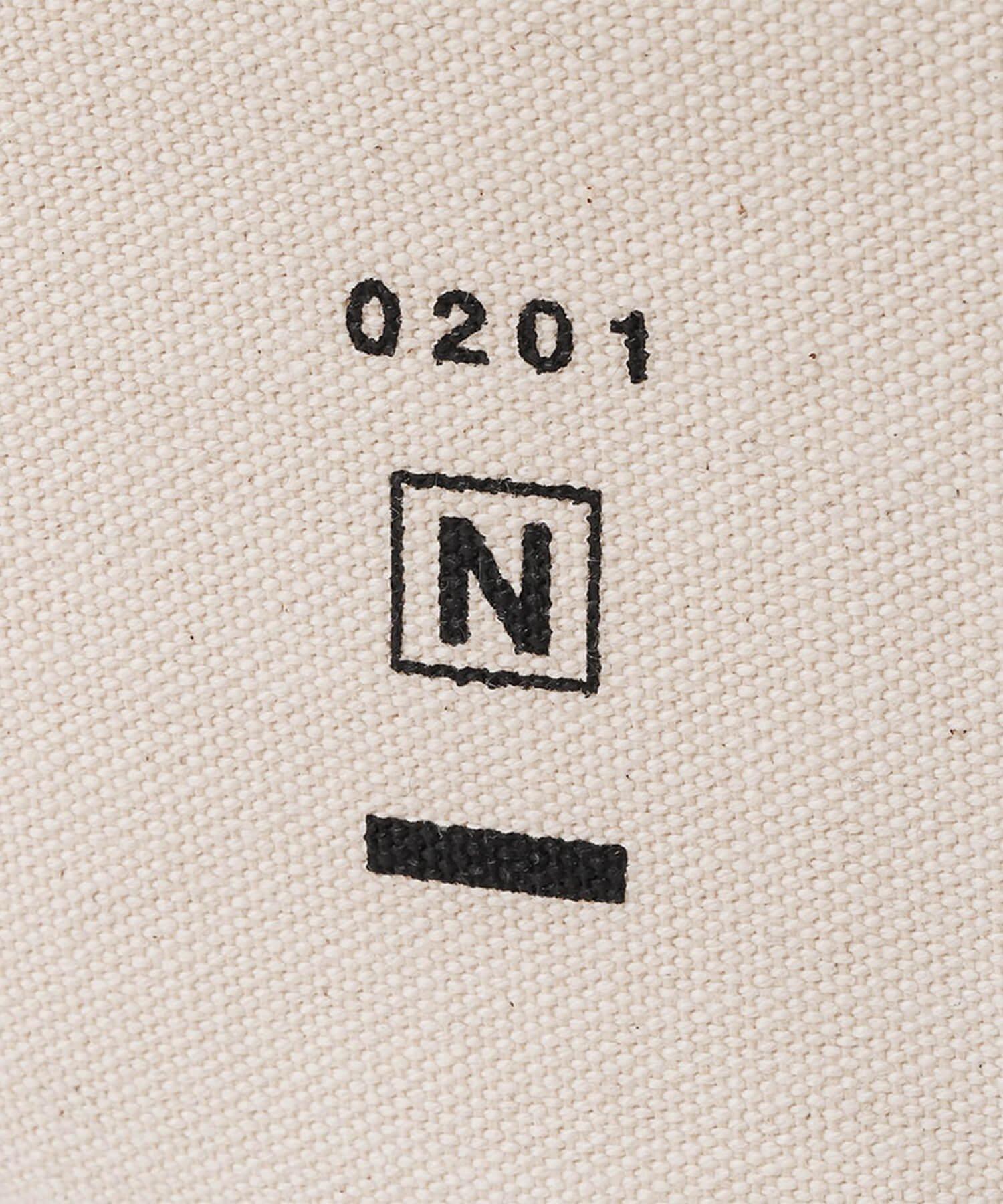 NIL DUE / NIL UN TOKYO / ニル デュエ / ニル アン トーキョー   CANVAS LEATHER TOTE (BLACK) 商品画像3