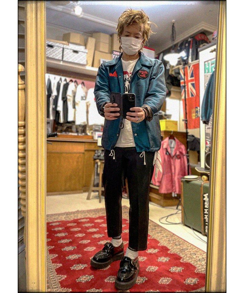 "RALEIGH / ラリー(RED MOTEL / レッドモーテル) | I LOVE RALEIGH ""ラリーはくせ者"" TV SHOW T-SHIRTS (WH) 商品画像10"