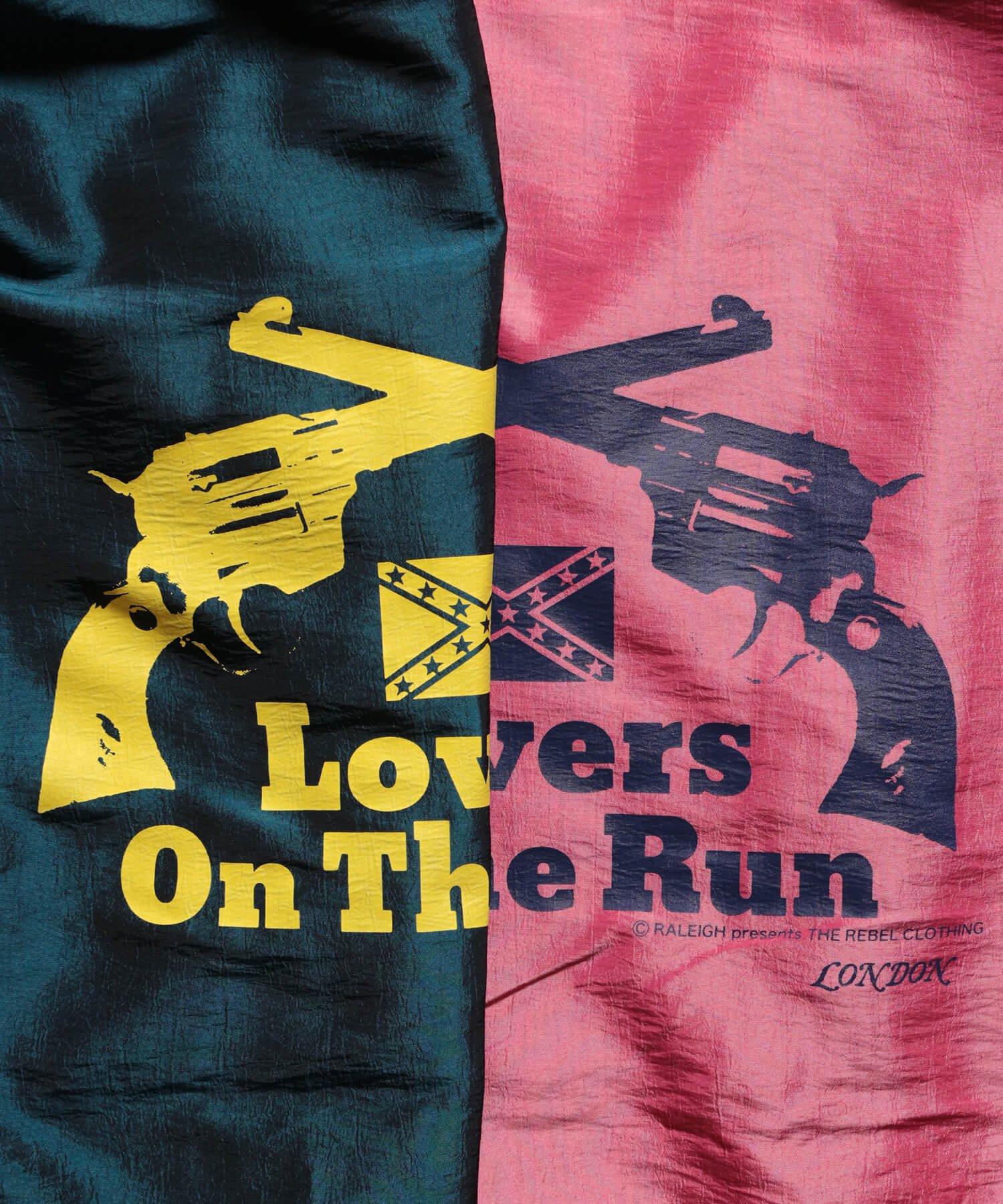 "RALEIGH / ラリー(RED MOTEL / レッドモーテル)   LOVERS ON THE RUN ""刹那な恋人たち"" MOVIE JACKET (Mid-Summer Ver.GN) 商品画像14"