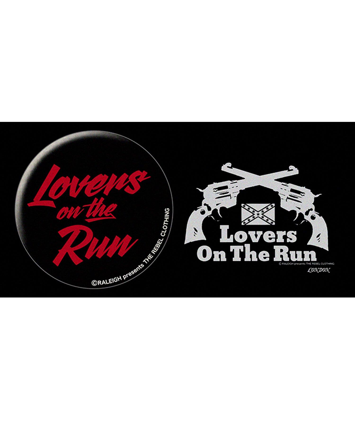 "RALEIGH / ラリー(RED MOTEL / レッドモーテル)   LOVERS ON THE RUN ""刹那な恋人たち"" MOVIE JACKET (Mid-Summer Ver.GN) 商品画像17"