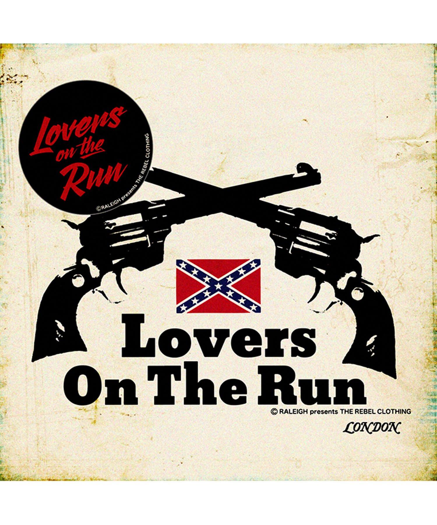 "RALEIGH / ラリー(RED MOTEL / レッドモーテル)   LOVERS ON THE RUN ""刹那な恋人たち"" MOVIE JACKET (Mid-Summer Ver.GN) 商品画像18"