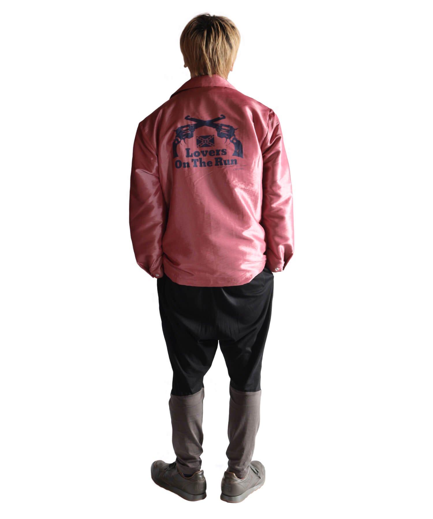 "RALEIGH / ラリー(RED MOTEL / レッドモーテル)   LOVERS ON THE RUN ""刹那な恋人たち"" MOVIE JACKET (Mid-Summer Ver.PK) 商品画像20"