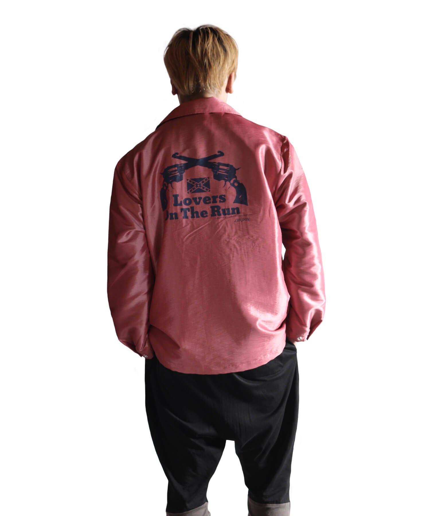 "RALEIGH / ラリー(RED MOTEL / レッドモーテル)   LOVERS ON THE RUN ""刹那な恋人たち"" MOVIE JACKET (Mid-Summer Ver.PK) 商品画像23"