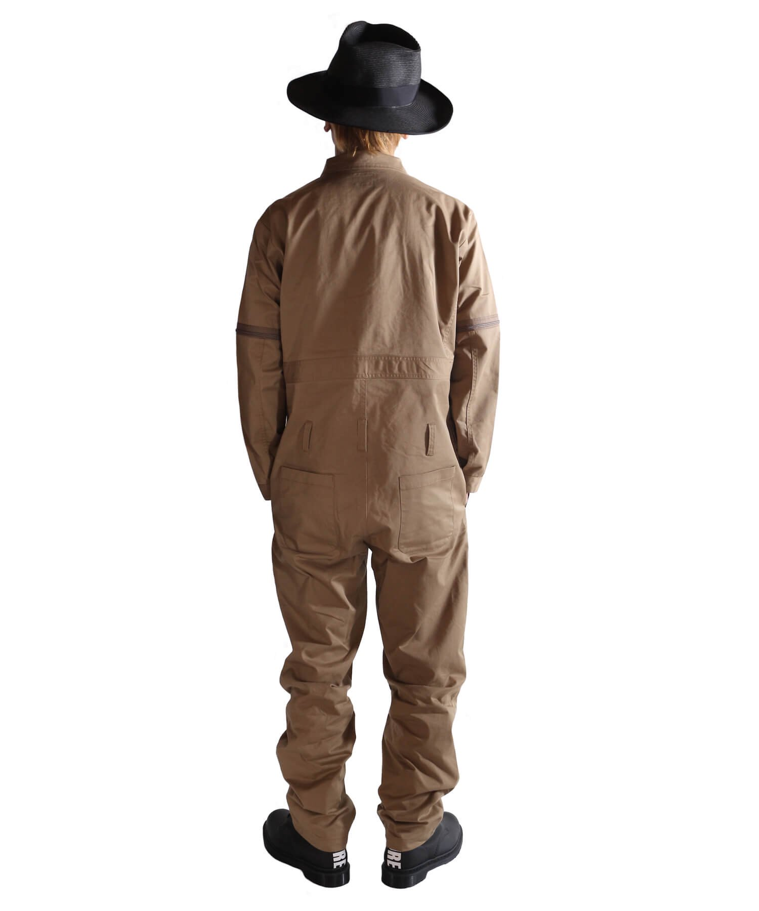 """RALEIGH / ラリー(RED MOTEL / レッドモーテル)   """"TAKE A WALK ON THE WILD SIDE"""" TAILORED BOILERSUITS (KB) 商品画像19"""