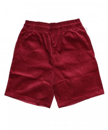 COOKMAN / クックマン /  CHEF PANTS SHORT CORDUROY (WINE RED):シェフパンツショートコーデュロイ