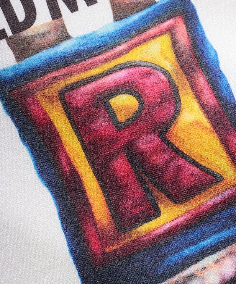 "RALEIGH / ラリー(RED MOTEL / レッドモーテル) | Symbolic of REDMOTEL ""ア〜ルの紋章"" Red MOTE… (2021 Ver.WH) 商品画像3"