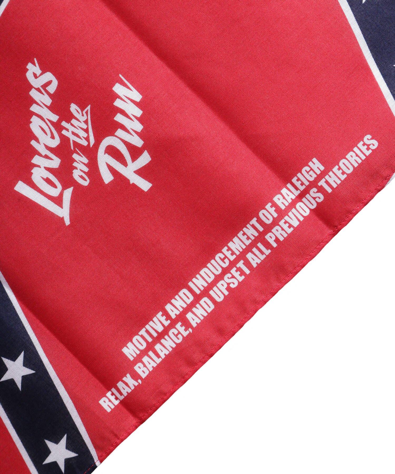 "RALEIGH / ラリー(RED MOTEL / レッドモーテル) | ""英国式甚平"" TEDDY BOY SUMMER JACKET & TROUSERS (BK×RD) 商品画像23"