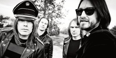 INTERVIEW / NICKE ANDERSSON (IMPERIAL STATE ELECTRIC/ENTOMBED) / INTERVIEW