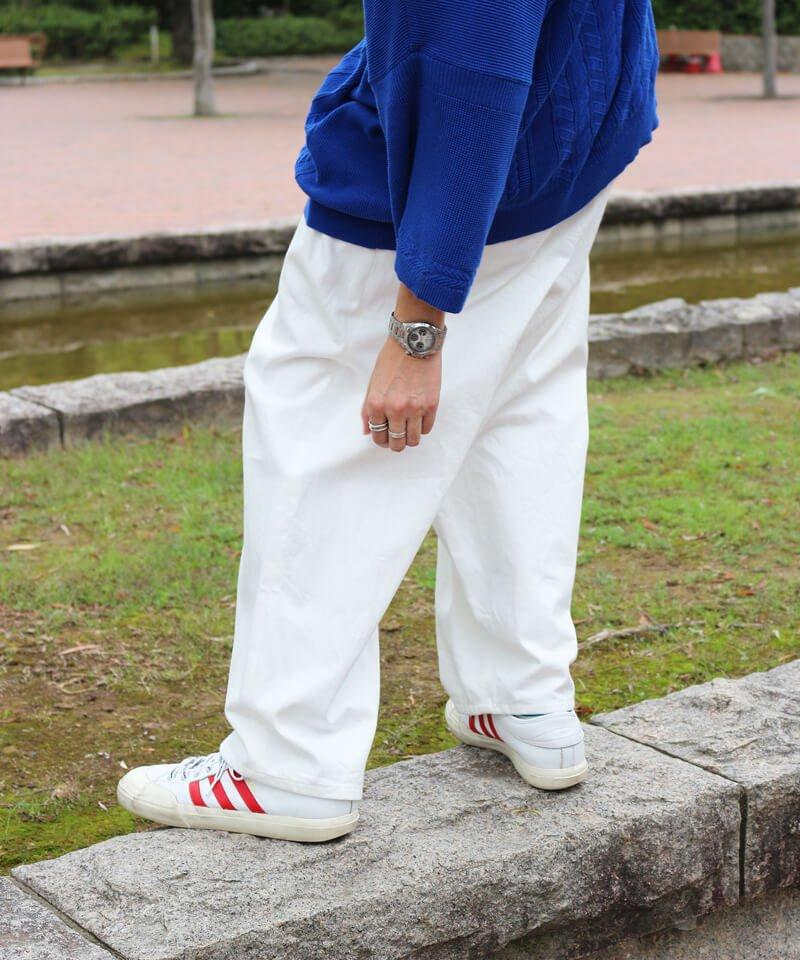 STYLE / スタイル  SAYATOMO / HAKAMA AKANE PANTS (WHITE)商品画像5