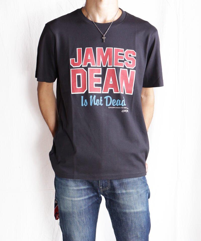 RALEIGH / ラリー(RED MOTEL / レッドモーテル) |JAMES DEAN IS NOT DEAD (邦題: このままじゃ終われない) MOVIE T-SHIRTS (BLACK)商品画像9