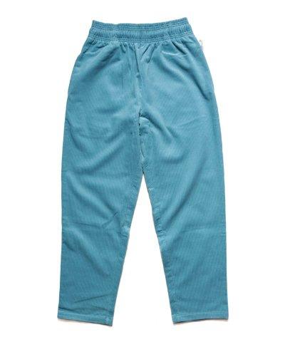 COOKMAN / クックマン /  CHEF PANTS CORDUROY (TURQUOISE BLUE):シェフパンツ コーデュロイ