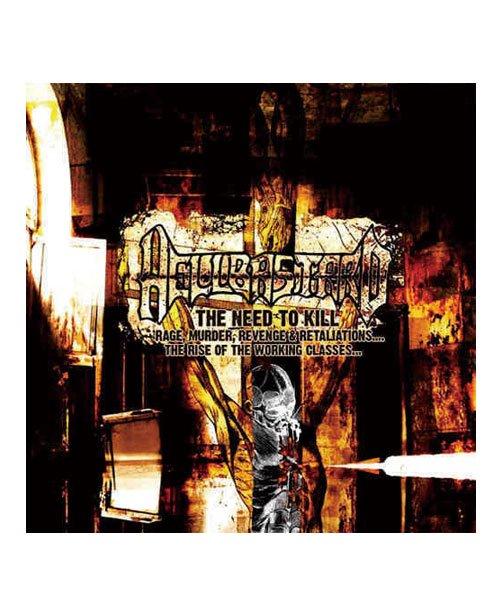 CD / DVD   HELLBASTARD:THE NEED TO KILL (輸入盤CD) 商品画像