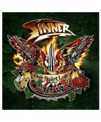 CD / DVD / SINNER / シナー:ONE BULLET LEFT (日本盤CD)