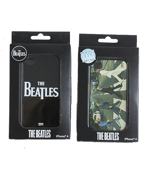Official Artist Goods / バンドTなど   THE BEATLES / ザ ビートルズ:THE BEATLES iPhone4/4S COVER 商品画像