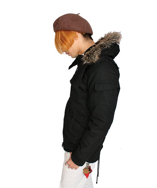 Official Artist Goods / バンドTなど  KAY NAOE (OCEANLANE)×SIDEMILITIA inc.  BERET STYLE HAT 商品画像3