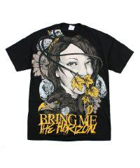BRING ME THE HORIZON<br>【 LADY OF LIFE TEE 】