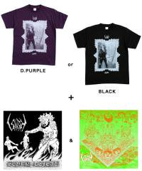 SIGH×SIDEMILITIA inc<br>【 Scorn Defeat + maginary Sonicscape CD+T-shirt SET 】