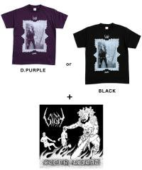 SIGH×SIDEMILITIA inc<br>【 Scorn Defeat CD+T-shirt SET 】