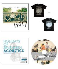 HOLIDAYS OF SEVENTEEN × SIDEMILITIAinc.<br>【 『HO17』Limited SET 】