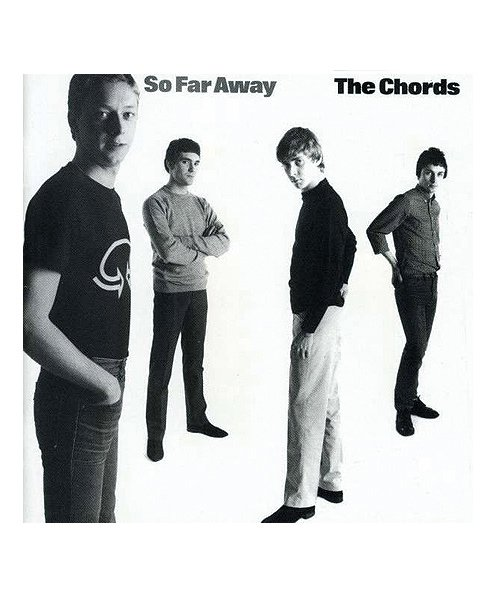 CD / DVD   THE CHORDS / コーズ:SO FAR AWAY (輸入盤CD) 商品画像