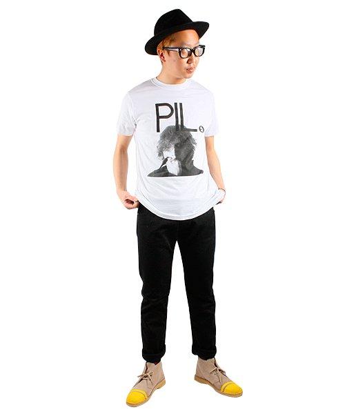 Official Artist Goods / バンドTなど |浅井健一 × SIDEMILITIA inc.  PIL limited T-shirt 商品画像4