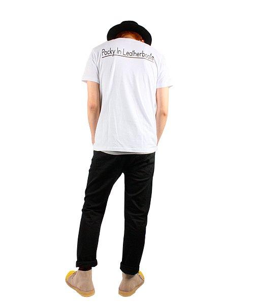 Official Artist Goods / バンドTなど |浅井健一 × SIDEMILITIA inc.  PIL limited T-shirt 商品画像5