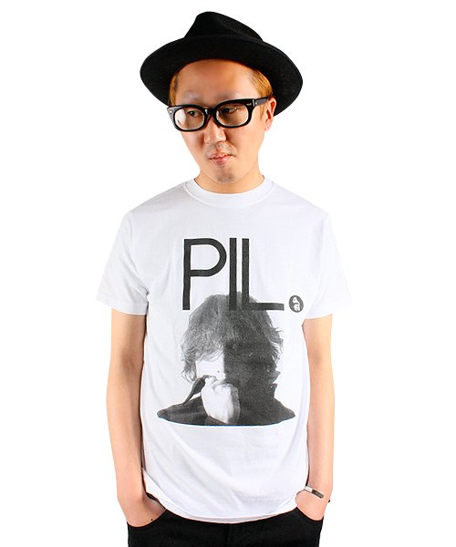 Official Artist Goods / バンドTなど |浅井健一 × SIDEMILITIA inc.  PIL limited T-shirt 商品画像6