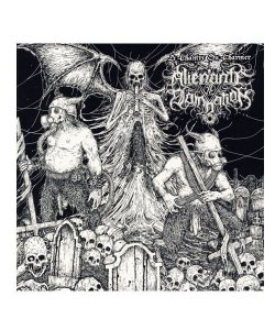 ALIENANTE DAMNATION<br>【 LE CHANTRE DU CHARNIER (輸入盤CD)  】