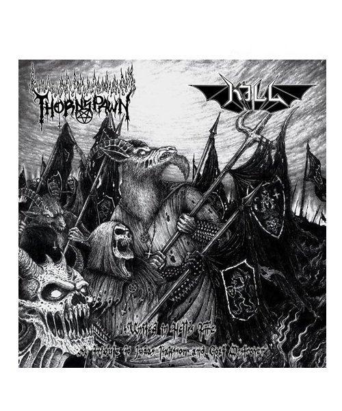 CD / DVD | THORNSPAWN / KILL:UNITED IN HELL'S (輸入盤 SPLIT CD) 商品画像