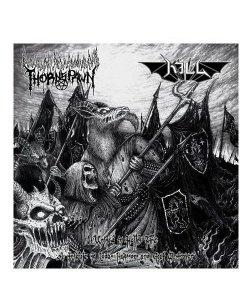 CD / DVD / THORNSPAWN / KILL:UNITED IN HELL'S (輸入盤 SPLIT CD)